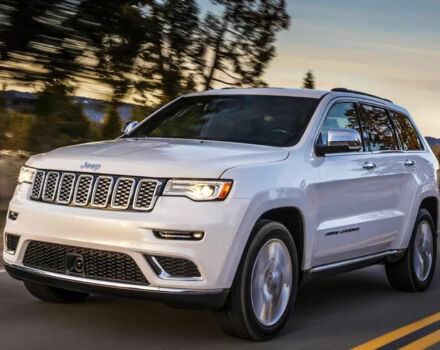 Як ми тестували Jeep Grand Cherokee 2020