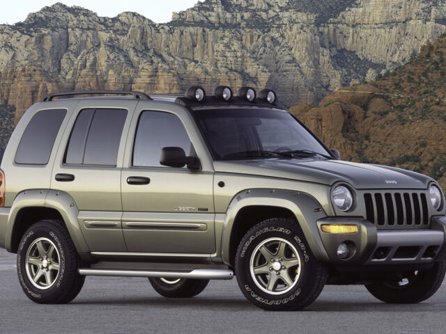 Jeep Liberty null
