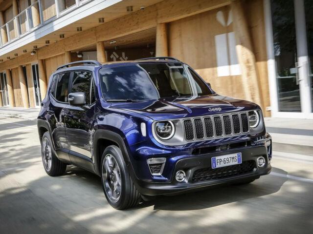 Як ми тестували Jeep Renegade 2019