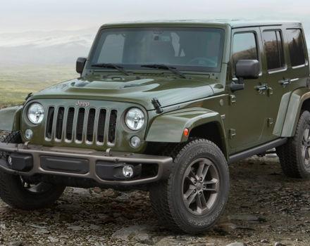 Как мы тестировали Jeep Wrangler 2016