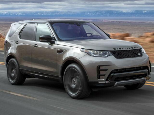 Как мы тестировали Land Rover Discovery 2019