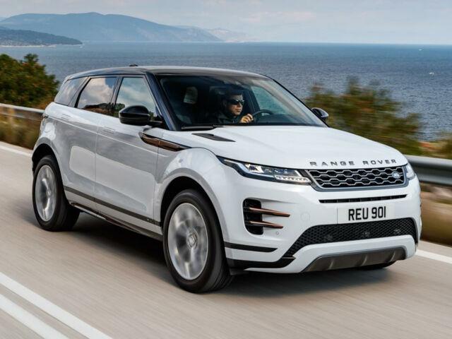 Как мы тестировали Land Rover Range Rover Evoque 2019