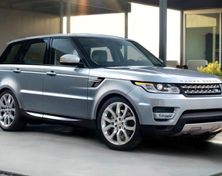 Як ми тестували Land Rover Range Rover Sport 2016