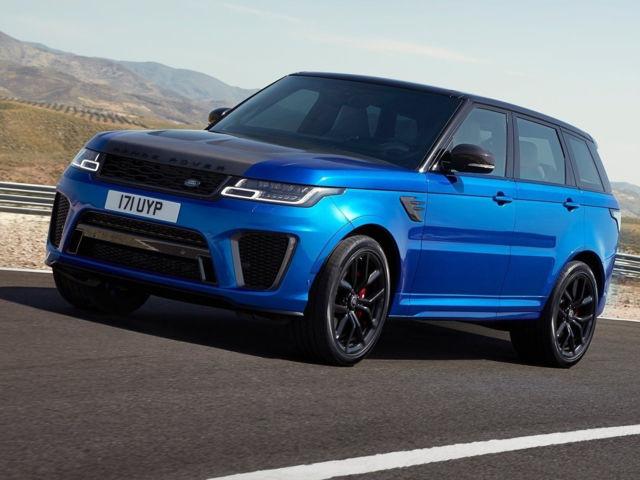 Як ми тестували Land Rover Range Rover Sport 2017