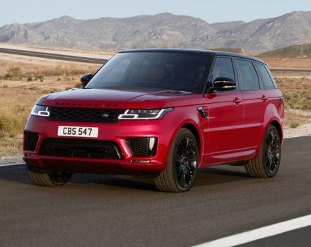 Як ми тестували Land Rover Range Rover Sport 2018