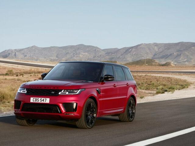 Як ми тестували Land Rover Range Rover Sport 2019