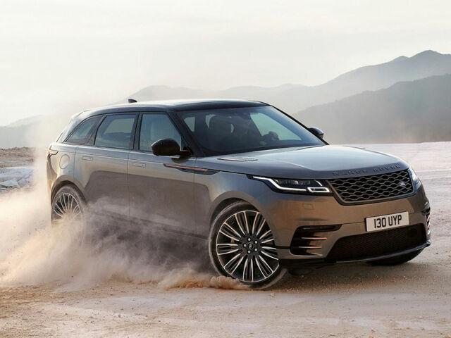 Как мы тестировали Land Rover Range Rover Velar 2019