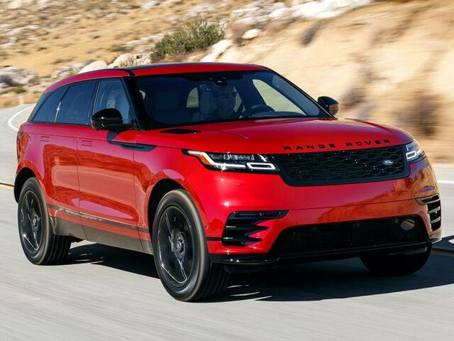 Как мы тестировали Land Rover Range Rover Velar 2020