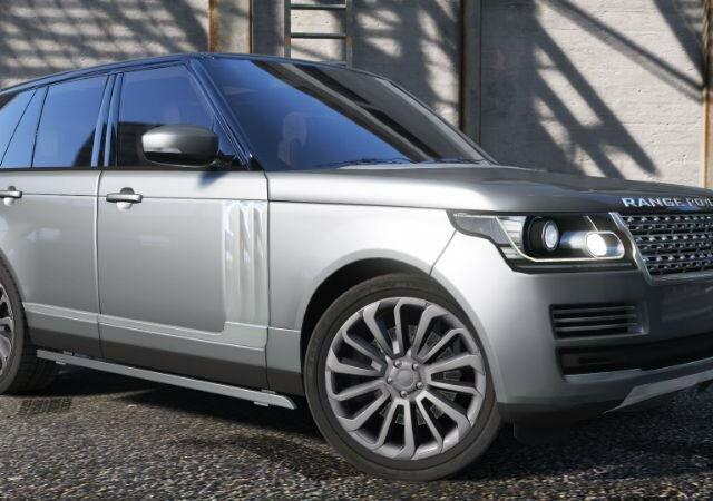 Land Rover Range Rover Vogue 2015