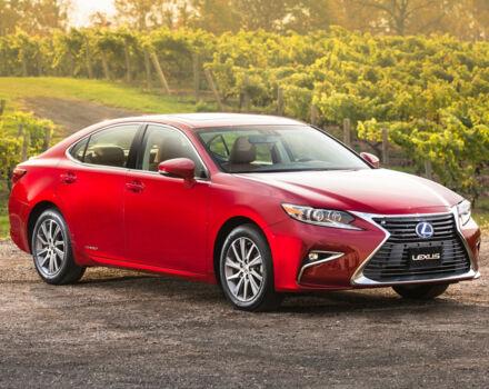 Як ми тестували Lexus ES 2017
