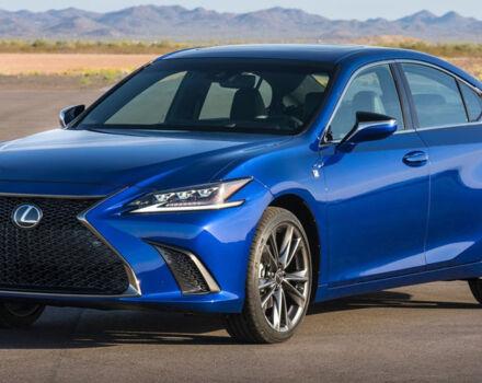 Як ми тестували Lexus ES 2018