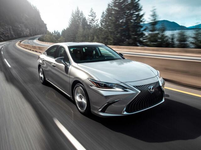 Купити новий автомобіль Lexus ES 2021 на автобазарі AutoMoto.ua