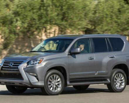 Як ми тестували Lexus GX 2018