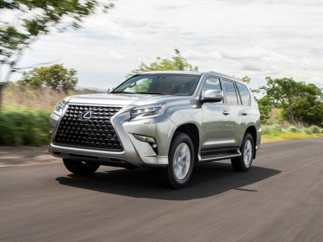 Купить новый автомобиль Lexus GX 2021 на автобазаре AutoMoto.ua