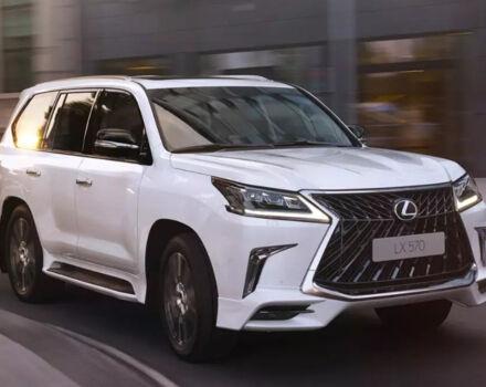 Как мы тестировали Lexus LX 2018