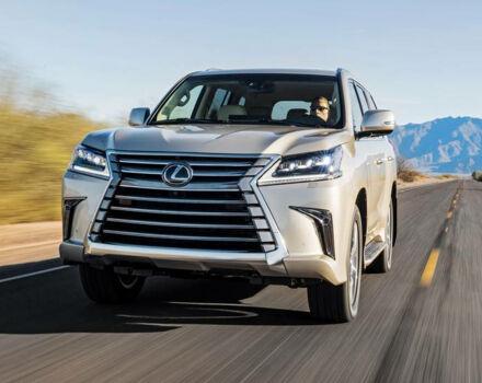Как мы тестировали Lexus LX 2020