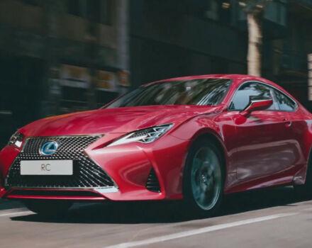 Як ми тестували Lexus RC 2019