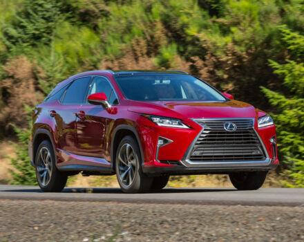 Как мы тестировали Lexus RX 2017