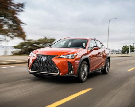 Купить новый автомобиль Lexus UX 2021 года на автобазаре AutoMoto.ua
