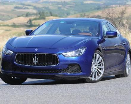 Как мы тестировали Maserati Ghibli 2016