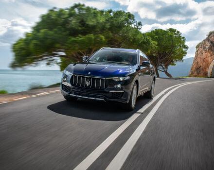 Новый Maserati Levante 2020 года