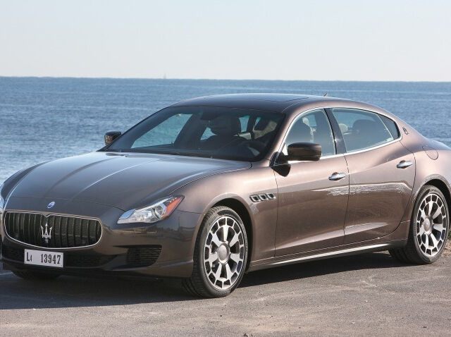 Maserati Quattroporte 2016
