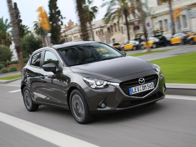 Mazda 2 null