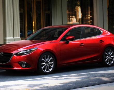 Як ми тестували Mazda 3 2016