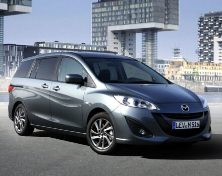 Как мы тестировали Mazda 5 2015