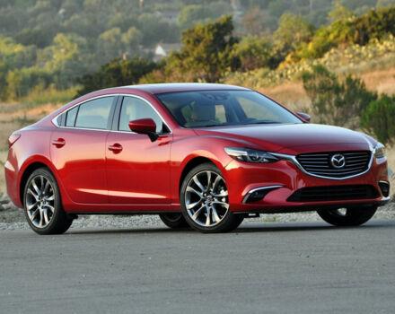 Як ми тестували Mazda 6 2016
