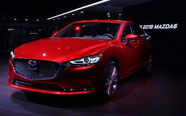 Как мы тестировали Mazda 6 2018