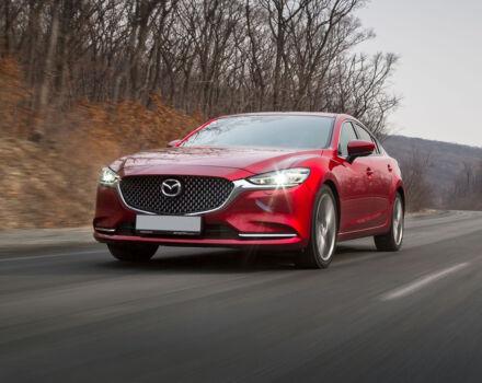 Как мы тестировали Mazda 6 2019