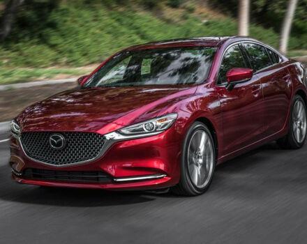 Как мы тестировали Mazda 6 2020