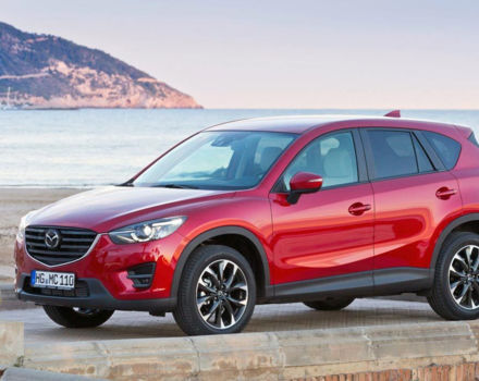 Як ми тестували Mazda CX-5 2016