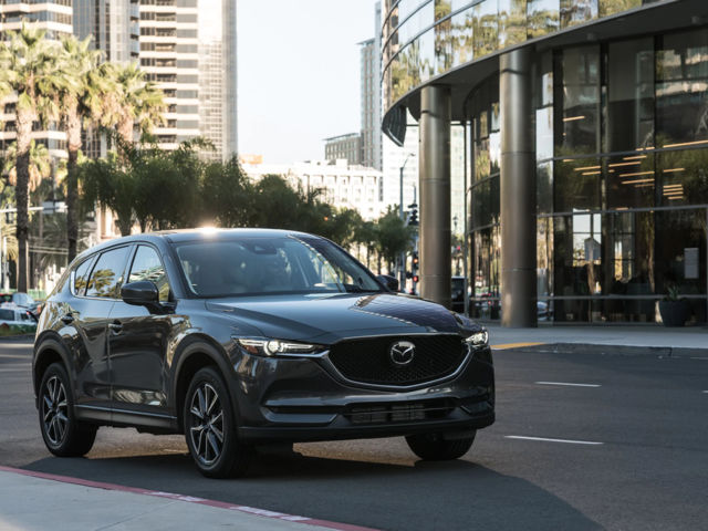 Як ми тестували Mazda CX-5 2017