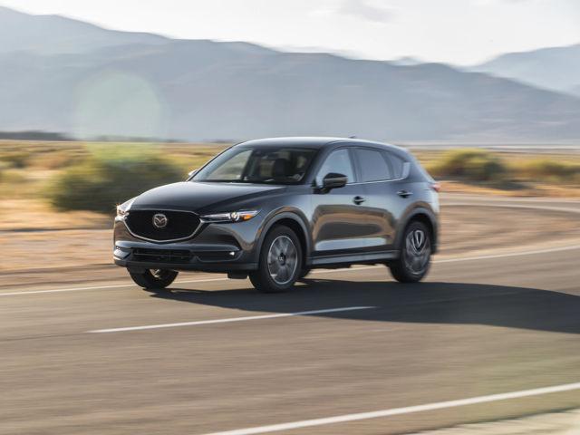 Как мы тестировали Mazda CX-5 2018