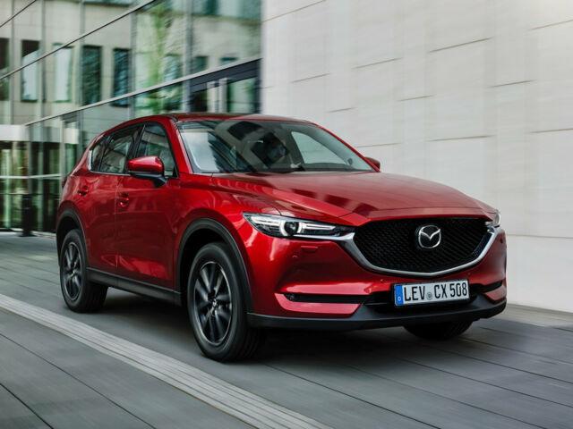 Как мы тестировали Mazda CX-5 2019