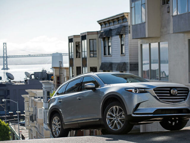 Як ми тестували Mazda CX-9 2016