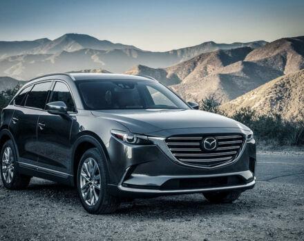 Як ми тестували Mazda CX-9 2018