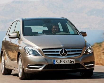 Як ми тестували Mercedes-Benz B-Class 2016