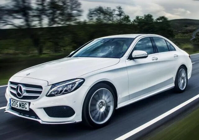 Як ми тестували Mercedes-Benz C 200 2016