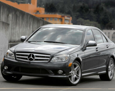 Як ми тестували Mercedes-Benz C 350
