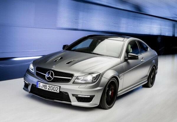 Mercedes-Benz C 63 AMG 2016