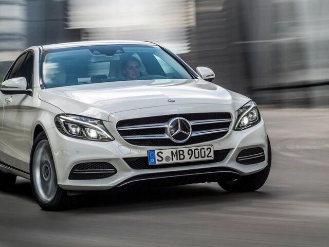 Як ми тестували Mercedes-Benz C-Class 2019
