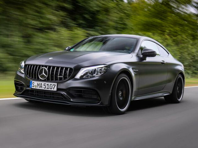 Как мы тестировали Mercedes-Benz C-Class 2020