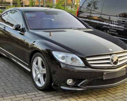 Mercedes-Benz CL 500 null