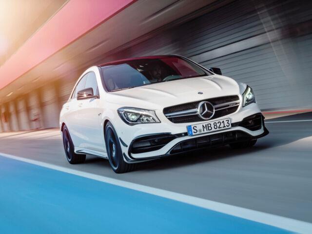 Як ми тестували Mercedes-Benz CLA-Class 2016