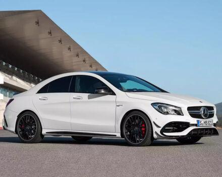 Як ми тестували Mercedes-Benz CLA-Class 2018
