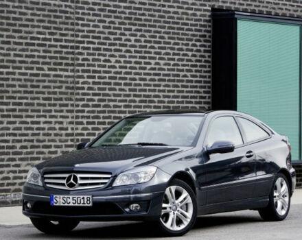 Mercedes-Benz CLC-Class null