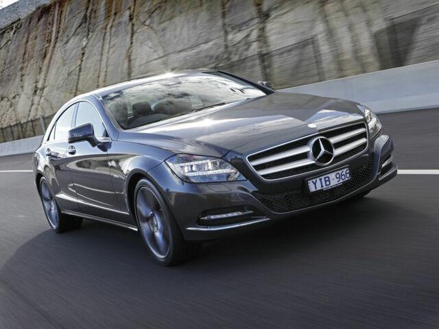 Mercedes-Benz CLS 350 null